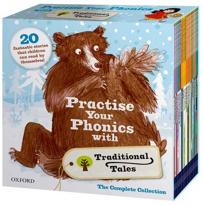 Picture of Practice Your Phonics with Traditional Tales