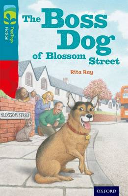 Picture of Oxford Reading Tree Treetops Fiction: Level 9 More Pack A: The Boss Dog of Blossom Street
