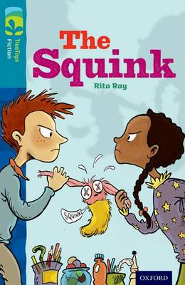 Picture of Oxford Reading Tree TreeTops Fiction: Level 9 More Pack A: The Squink