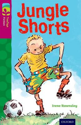 Picture of Oxford Reading Tree TreeTops Fiction: Level 10: Jungle Shorts