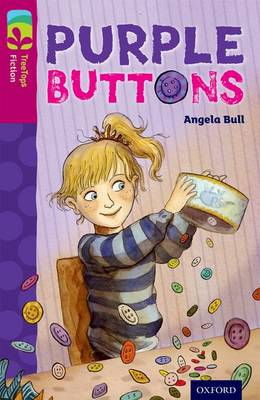 Picture of Oxford Reading Tree TreeTops Fiction: Level 10 More Pack A: Purple Buttons