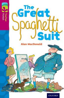 Picture of Oxford Reading Tree TreeTops Fiction: Level 10 More Pack A: The Great Spaghetti Suit