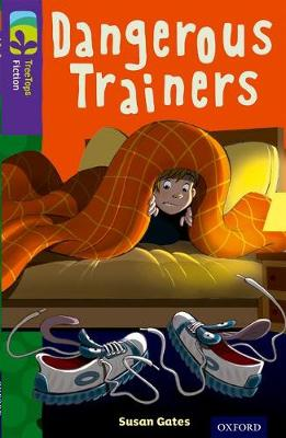 Picture of Oxford Reading Tree TreeTops Fiction: Level 11 More Pack A: Dangerous Trainers