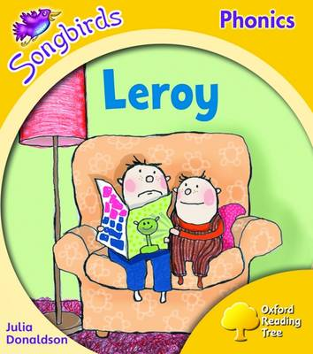 Picture of Oxford Reading Tree: Level 5: Songbirds: Leroy