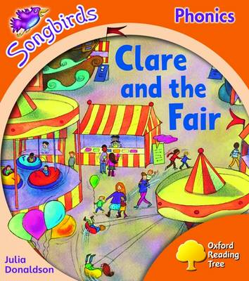 Picture of Oxford Reading Tree: Level 6: Songbirds: Clare and the Fair