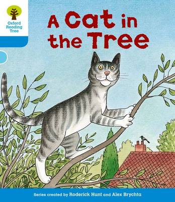 Picture of Oxford Reading Tree: Level 3: Stories: a Cat in the Tree