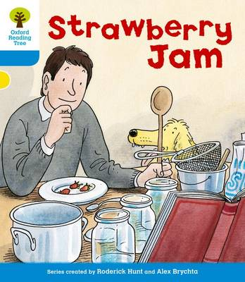 Picture of Oxford Reading Tree: Level 3: More Stories A: Strawberry Jam