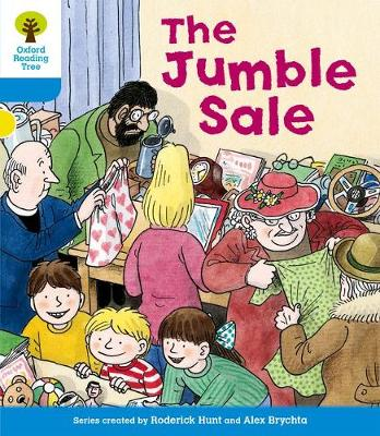 Picture of Oxford Reading Tree: Level 3: More Stories A: The Jumble Sale