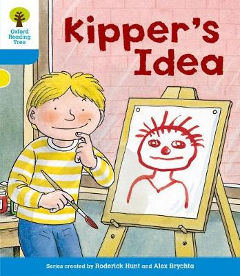 Picture of Oxford Reading Tree: Level 3: More Stories A: Kipper's Idea