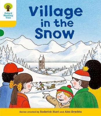 Picture of Oxford Reading Tree: Level 5: Stories: Village in the Snow