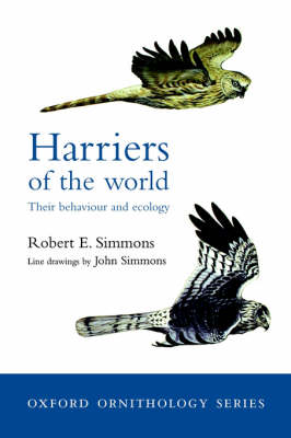 Picture of Harriers of the World: Their Behaviour and Ecology
