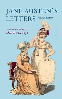 Picture of Jane Austen's Letters