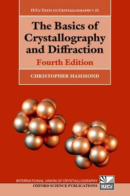 Picture of The Basics of Crystallography and Diffraction