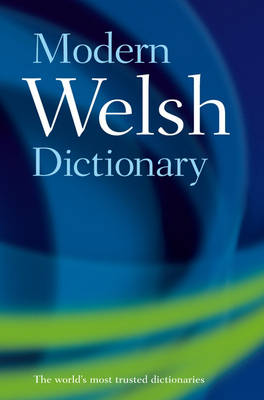 Picture of Modern Welsh Dictionary: A Guide to the Living Language