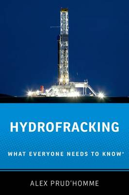 Picture of Hydrofracking: What Everyone Needs to Know