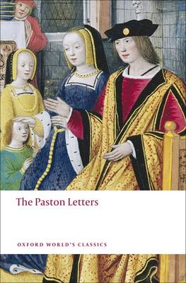 Picture of The Paston Letters: A Selection in Modern Spelling