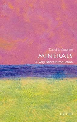 Picture of Minerals: A Very Short Introduction