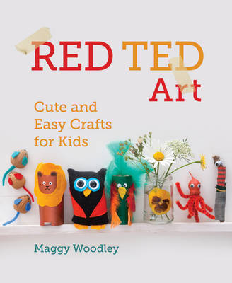 Picture of Red Ted Art: Cute and Easy Crafts for Kids