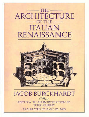 Picture of Architecture of the Italian Renaissance (Paper Only)