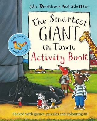 Picture of The Smartest Giant in Town Activity Book