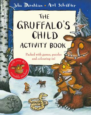 Picture of The Gruffalo's Child Activity Book