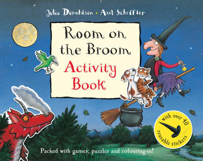 Picture of Room on the Broom Activity Book