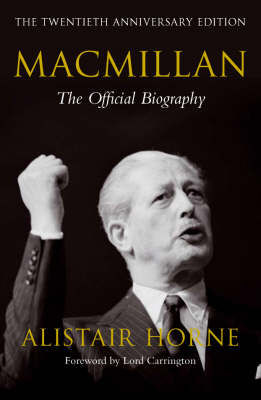 Picture of Macmillan: The Official Biography
