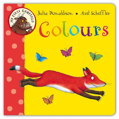 Picture of My First Gruffalo: Colours
