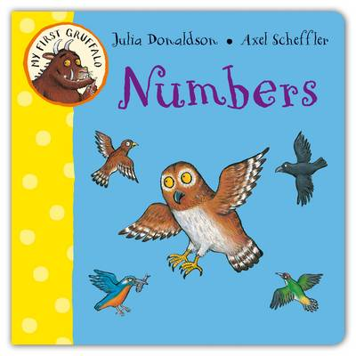 Picture of My First Gruffalo: Numbers