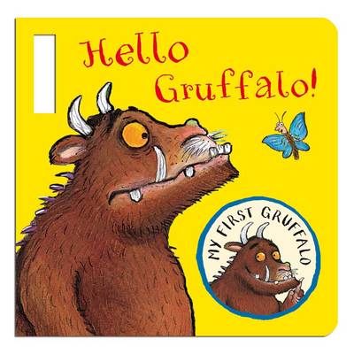 Picture of My First Gruffalo: Hello Gruffalo! Buggy Book
