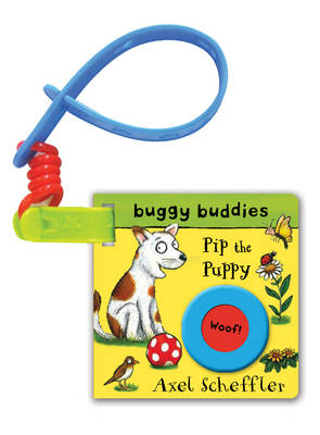 Picture of Axel Scheffler Buggy Buddy: Pip the Puppy