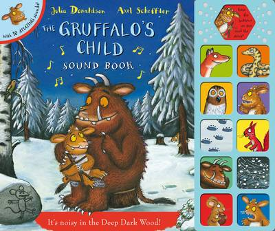 Picture of The Gruffalo's Child Sound Book