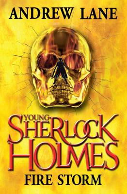 Picture of Young Sherlock Holmes 4: Fire Storm