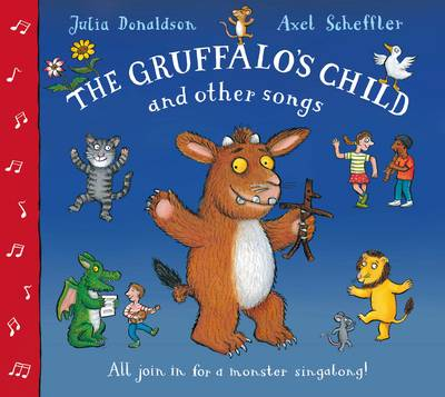 Picture of The Gruffalo's Child and Other Songs