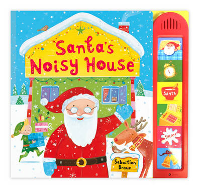 Picture of Santa's Noisy House