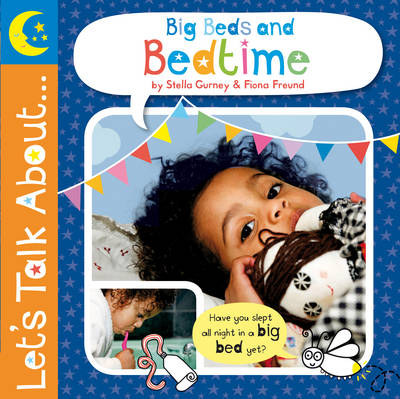 Picture of Let's Talk About: Big Beds and Bedtime
