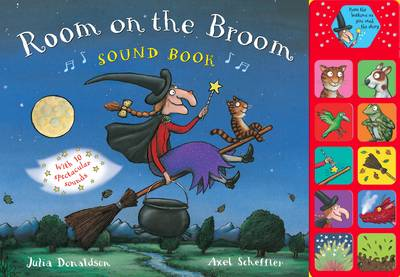 Picture of Room on the Broom Sound Book