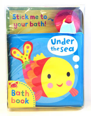 Picture of Under the Sea! A Bath Book: A Reversible, Fold-out Book That Sticks to Your Bath!