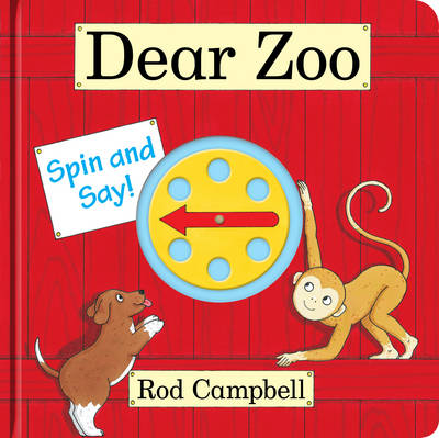 Picture of Dear Zoo Spin and Say