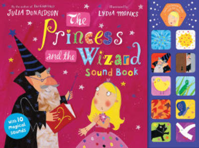 Picture of The Princess and the Wizard Sound Book