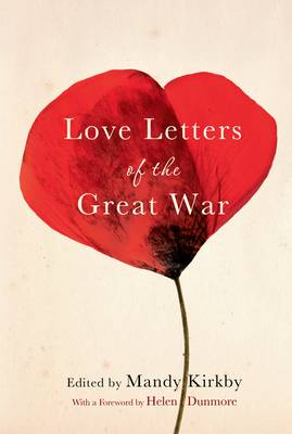 Picture of Love Letters of the Great War