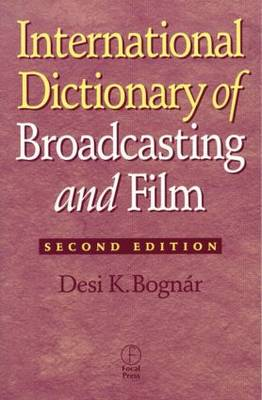Picture of International Dictionary of Broadcasting and Film