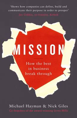 Picture of Mission: How the Best in Business Break Through
