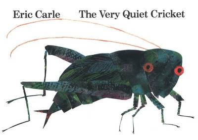 Picture of The Very Quiet Cricket: Board Book