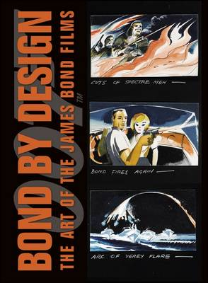 Picture of Bond by Design: The Art of the James Bond Films