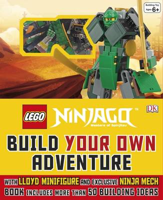 Picture of LEGO Ninjago Build Your Own Adventure