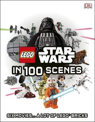 Picture of LEGO Star Wars in 100 Scenes