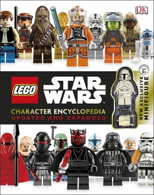 Picture of Lego Star Wars Character Encyclopedia Updated and Expanded