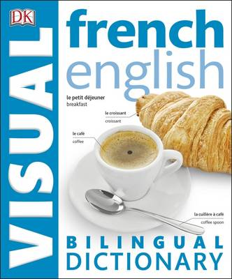 Picture of French-English Bilingual Visual Dictionary