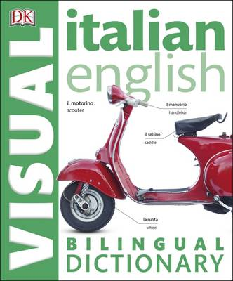 Picture of Italian-English Bilingual Visual Dictionary